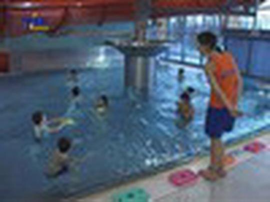 Plavecká škola se těší velkému zájmu