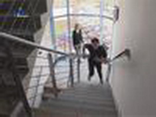 5. ročník běhu do schodů