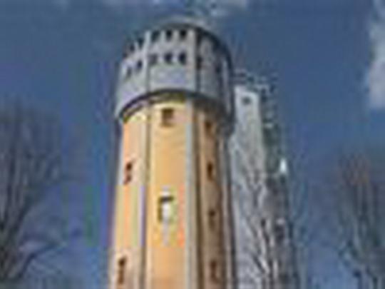 Běh do schodů Penzionu ve věži