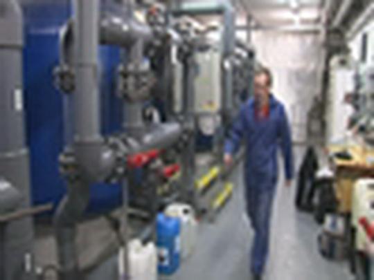 Profese: technik aquacentra
