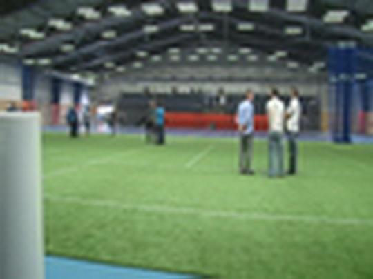 Otevření sportovní haly