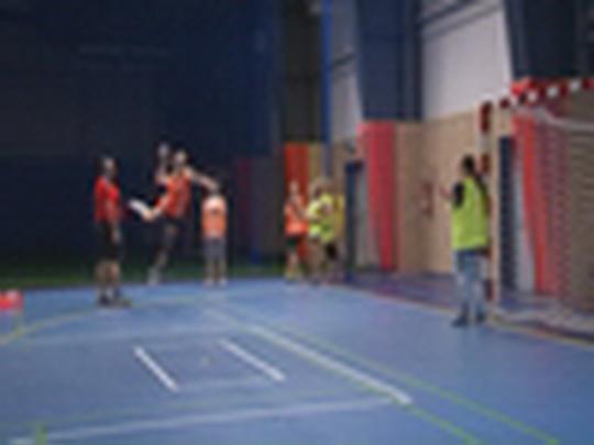 Házená a basketbal pro dívky