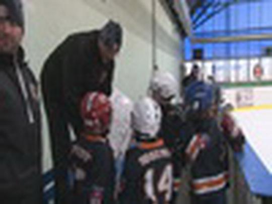 Hokej 4. tříd HC Bospor Bohumín
