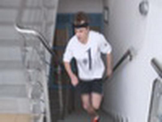 Běh do schodů (11. ročník)
