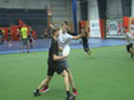 MČR juniorů ve frisbee