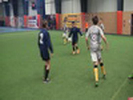 Halový fotbalový turnaj žáků