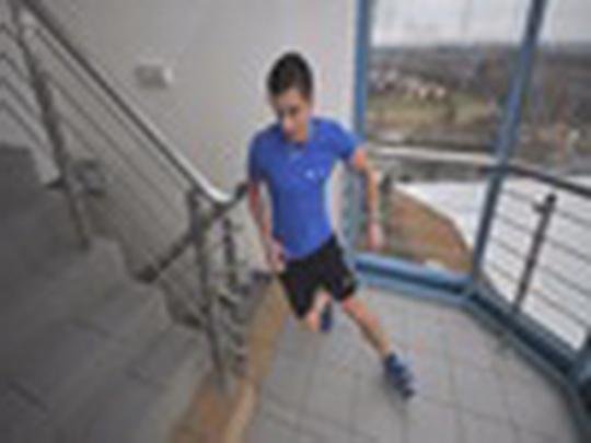 Běh do schodů (12. ročník)