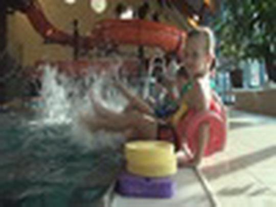 10 let Plavecké školy Bospor
