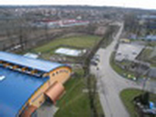 Bohumínské sportovní centrum BOSPOR (2008)