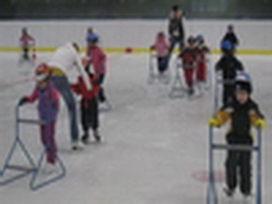 Bohumínské sportovní centrum BOSPOR - Škola bruslení