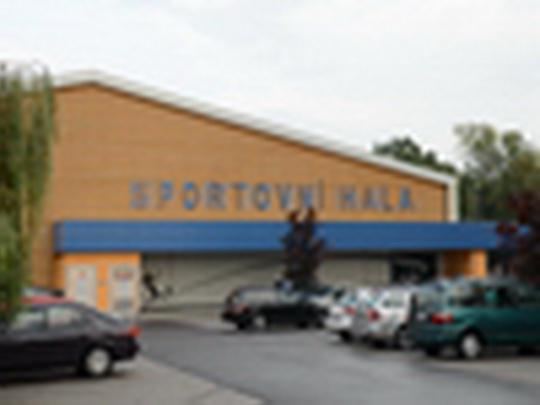 Bohumínské sportovní centrum BOSPOR - Sportovní hala - výstavba