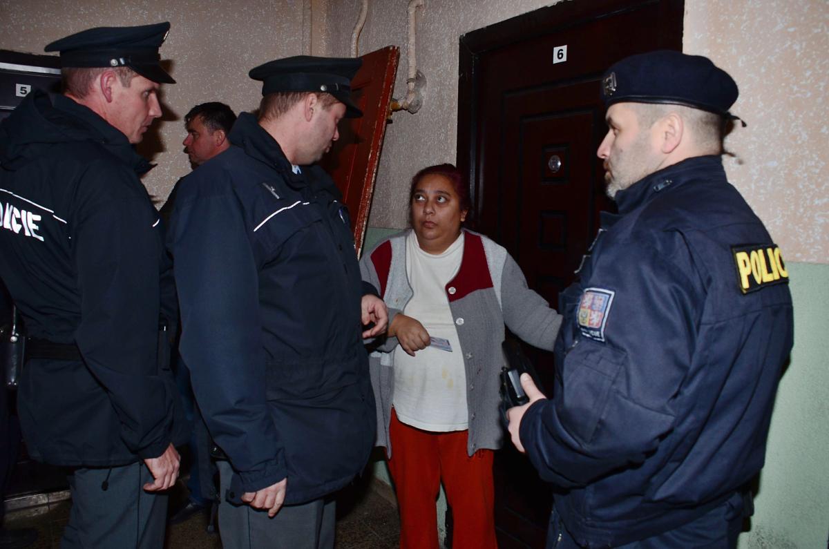 Policie i úředníci vyrazili opět na kontrolu ubytoven