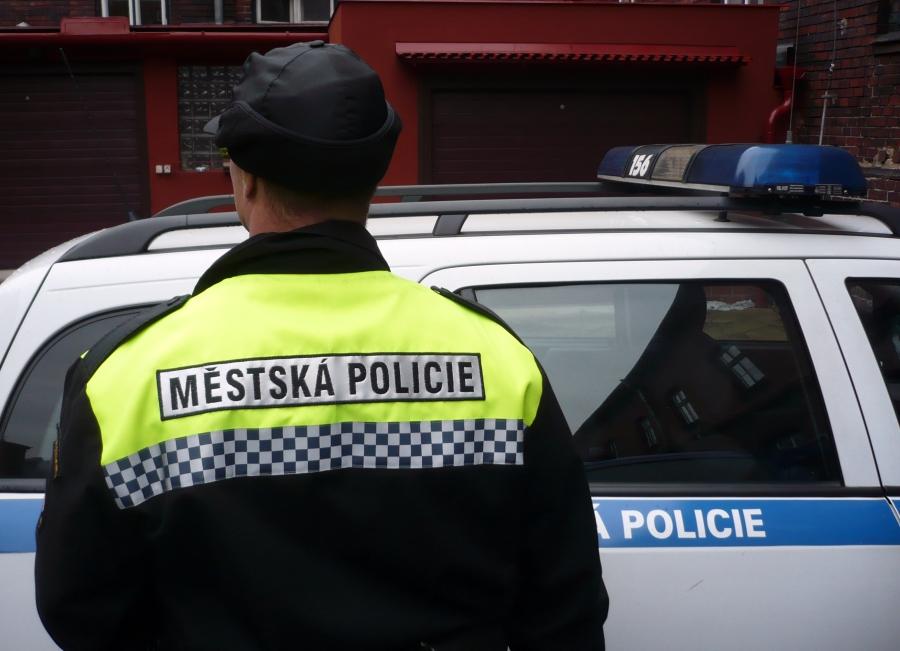 Zpráva o činnosti Městské policie Bohumín v roce 2012
