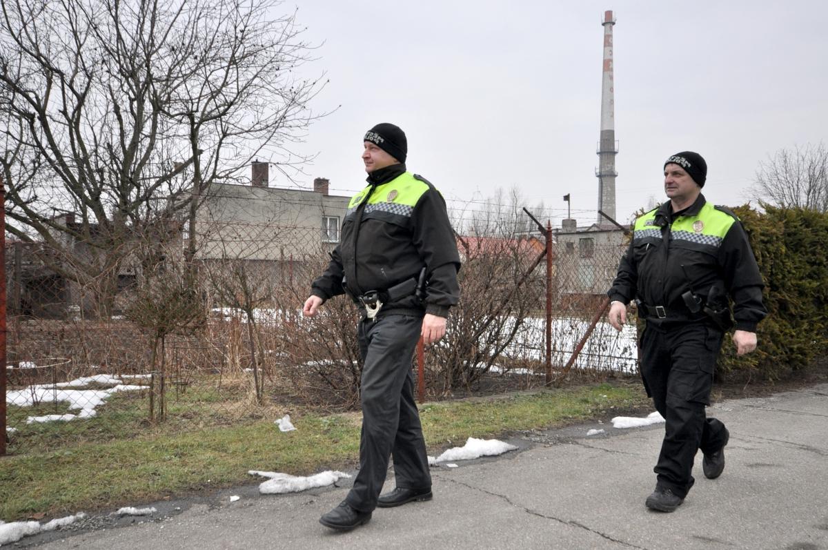 Policejní okrsky