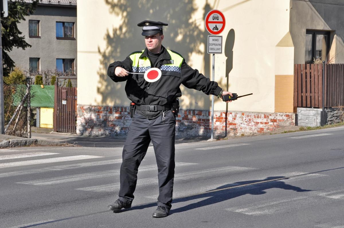 Zpráva o činnosti Městské policie Bohumín v roce 2015