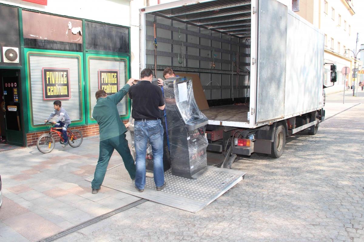 Policie v Bohumíně zabavila přes 20 nelegálních kvízomatů