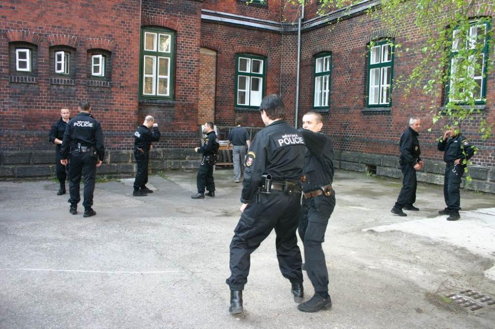 Zpráva o činnosti Městské policie Bohumín v roce 2009