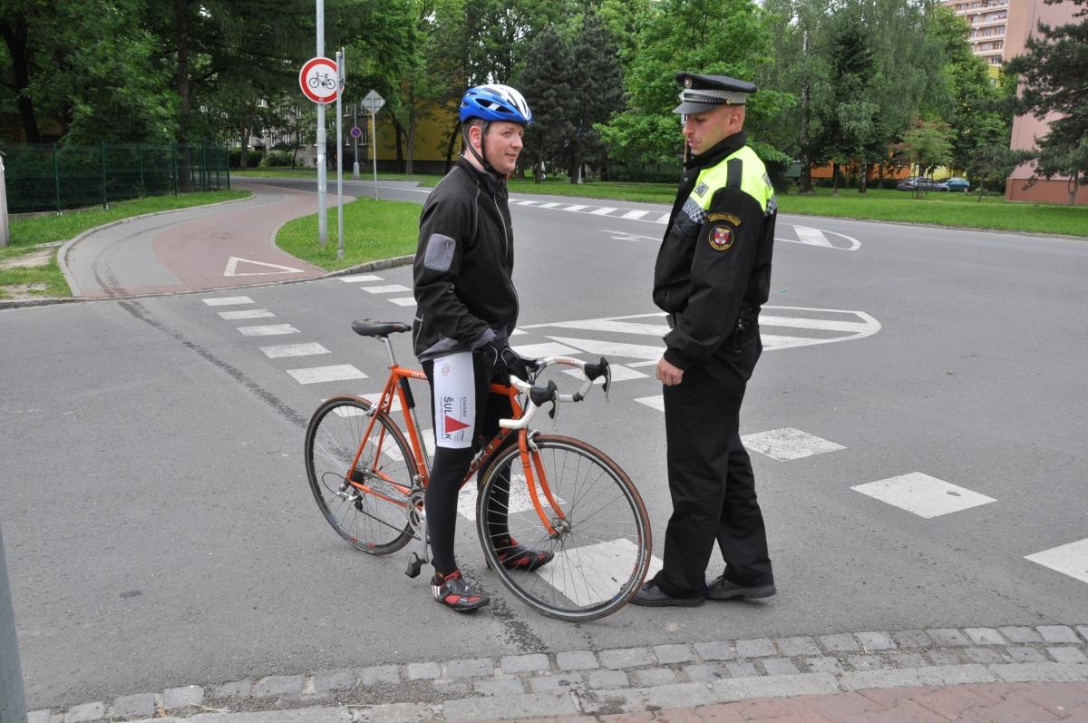Zpráva o činnosti Městské policie Bohumín v roce 2007