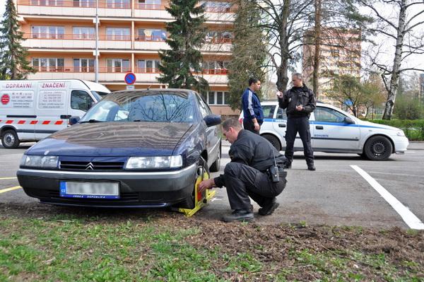 Zpráva o činnosti Městské policie Bohumín v roce 2006