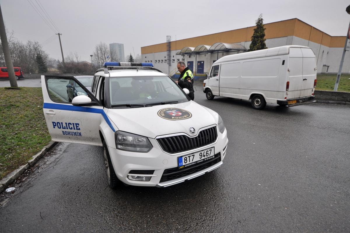 Zpráva o činnosti Městské policie Bohumín v roce 2005