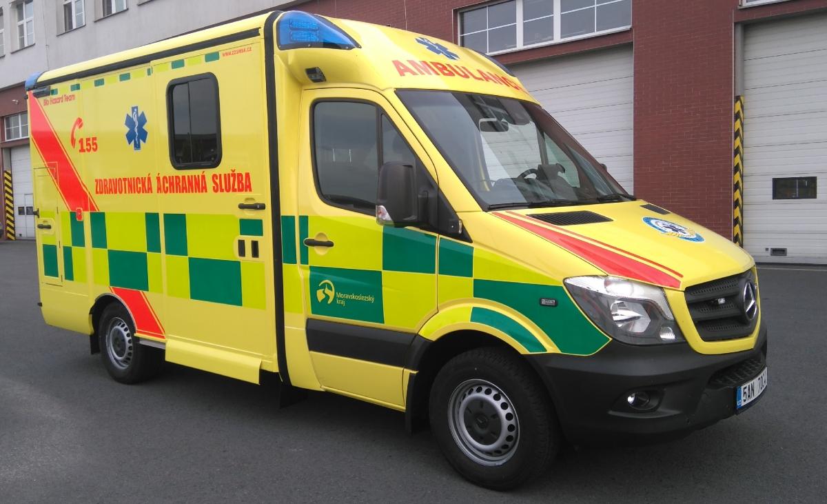 Záchranáři mají nové vozidlo pro speciální transporty