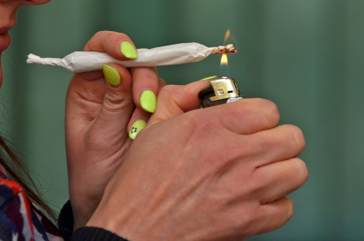 Boj proti drogám