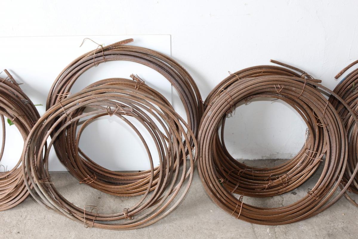 Policisté dopadli zloděje kabelů, kteří vloni na podzim kradli také v Bohumíně