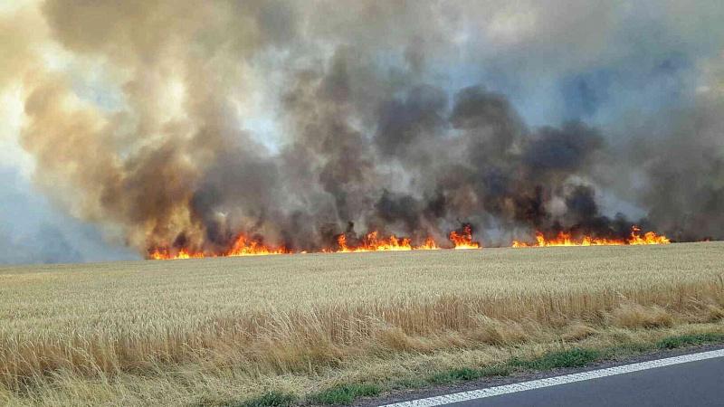 Kraj zrušil nařízení přijaté kvůli suchu a hrozícím požárům