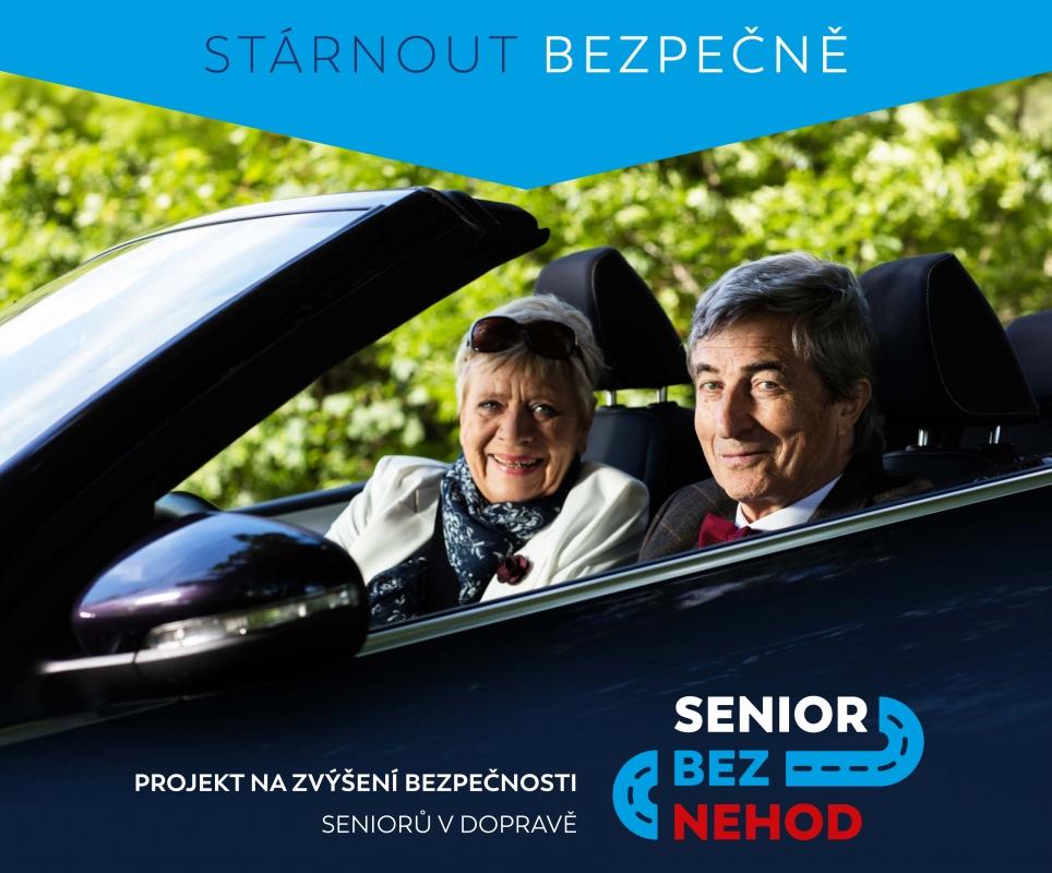 Do Bohumína zavítá kampaň Stárnout bezpečně: Senior bez nehod