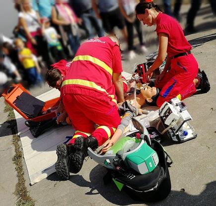 Pro zdravotnické záchranáře byl loňský rok intenzivnějším, přibylo výjezdů