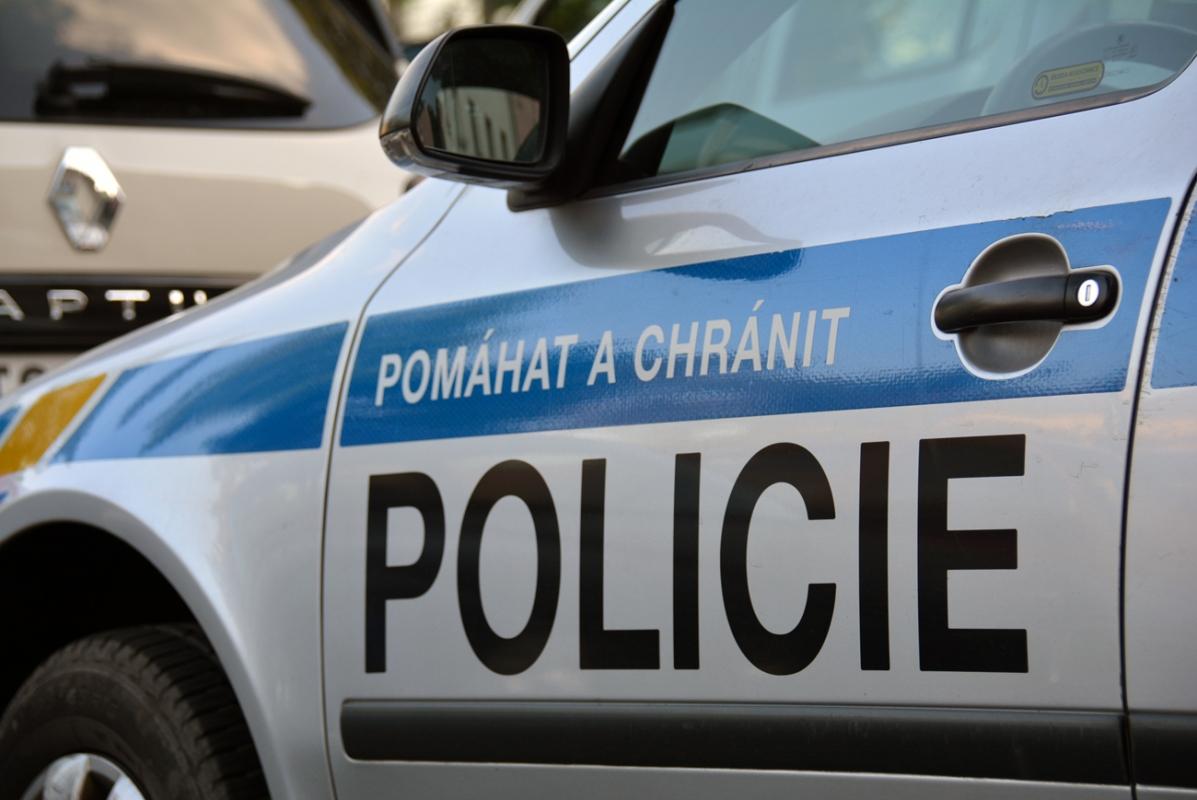 Policisté zadrželi mladého muže, který se ukájel na veřejnosti