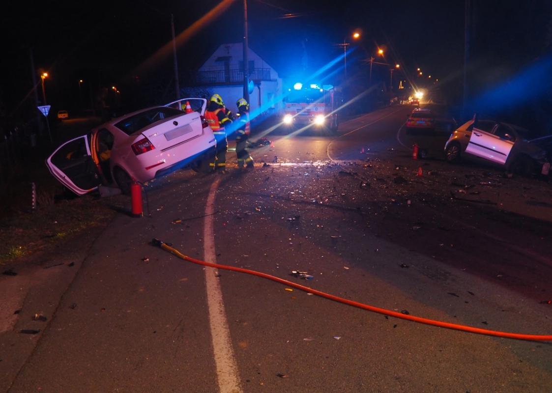 Policisté hledají svědky dopravní nehody v Nové Vsi