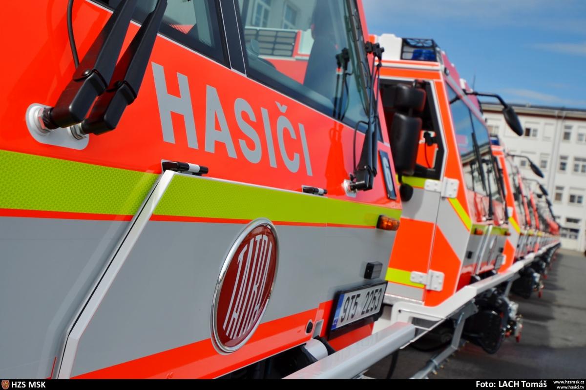 Při odpalování ohňostroje buďte opatrní, nabádají hasiči