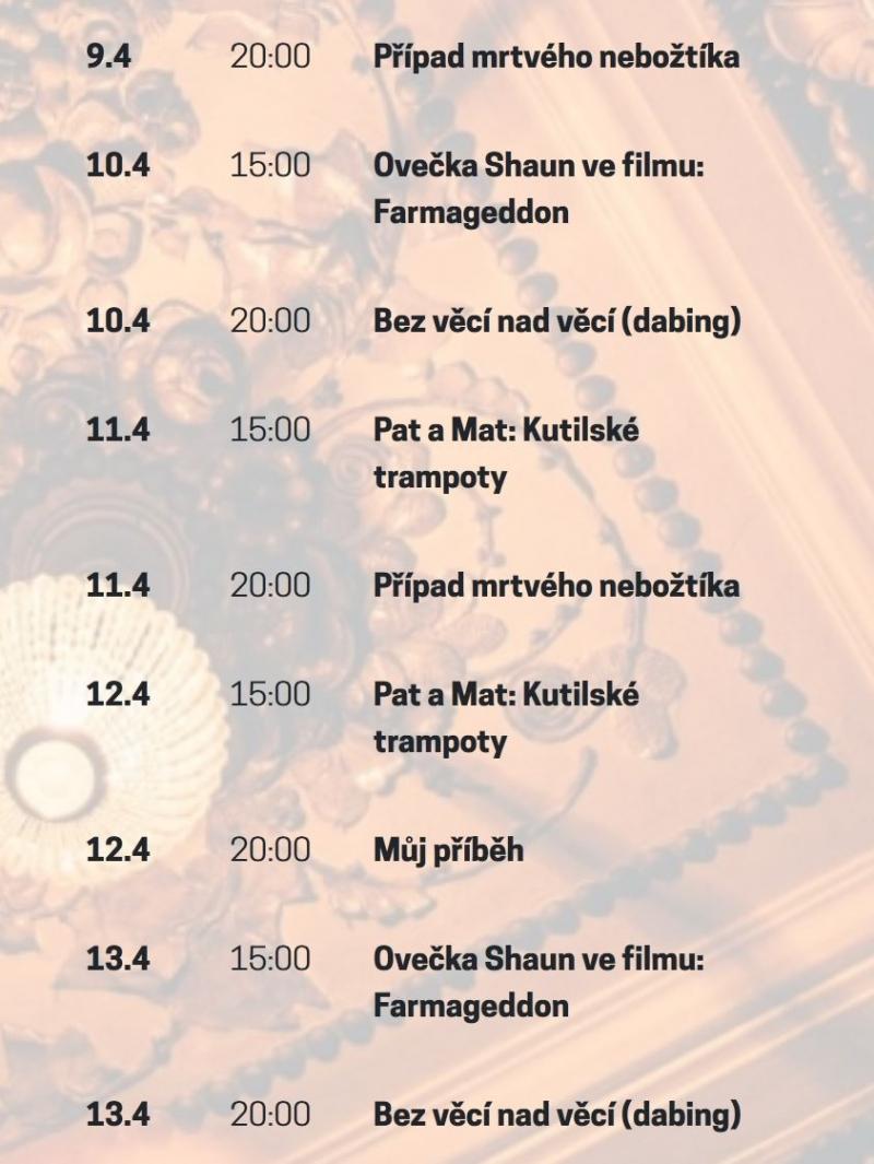Kino K3 se připojuje k projektu vašekino.cz, filmy lze sledovat z domu