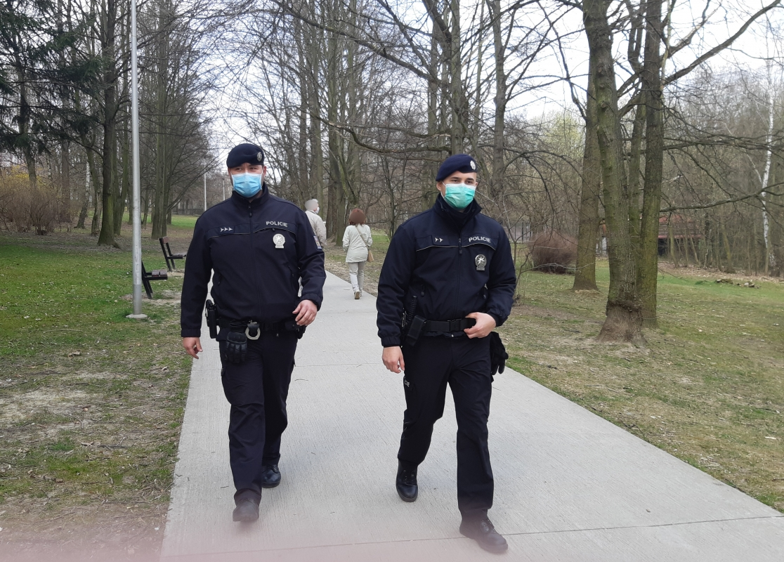 Kriminalita v době koronavirové v kraji poklesla