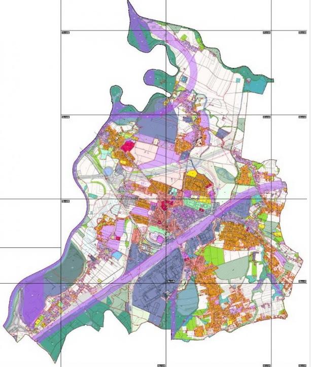 Veřejné projednávání změny územního plánu se přesouvá na červen