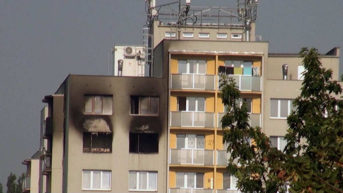 Bohumín den poté: vyšetřování pokračuje, lidé se začnou vracet do bytů paneláku