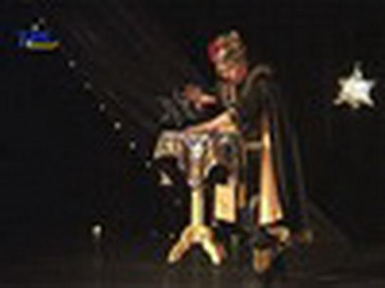 Kouzelnická show v kině K3