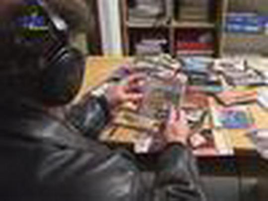 Audioknihy jsou v knihovně hitem