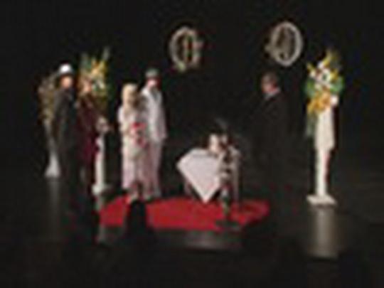 Svatba v bohumínském kině