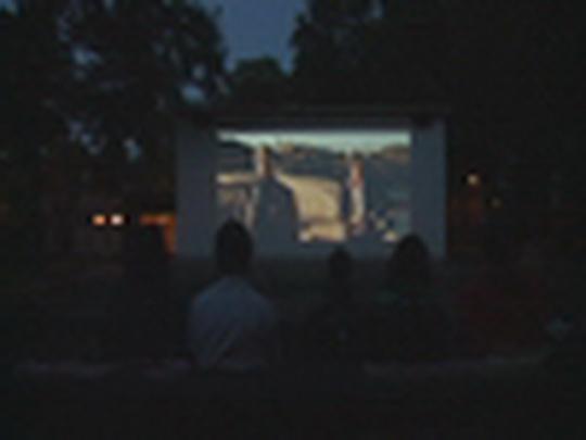 Letní kino v Bohumíně