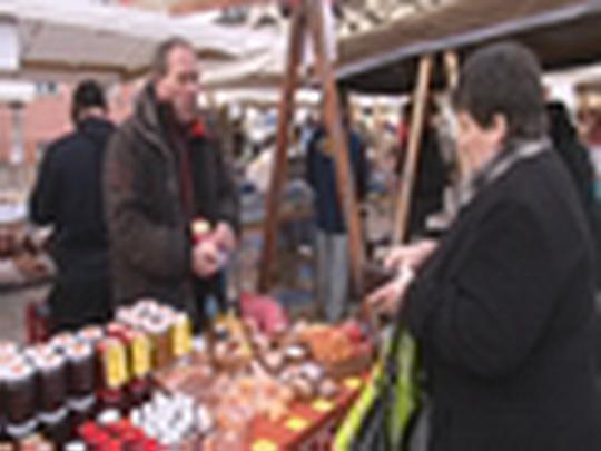 Farmářské trhy častěji