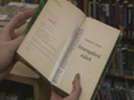 Kuriozity v knížkách