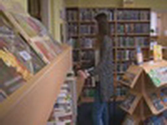 Nový e-katalog knihovny