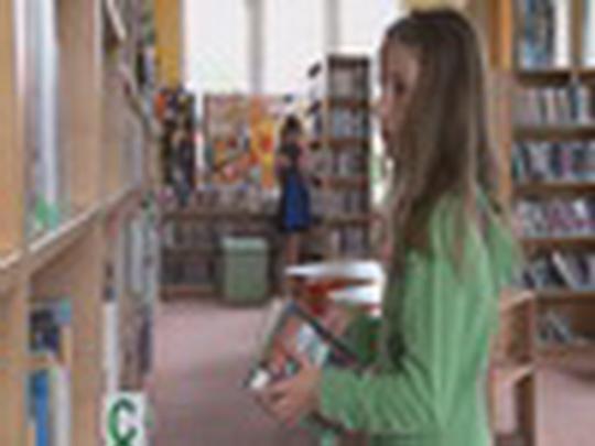 Knihovna láká děti soutěžemi