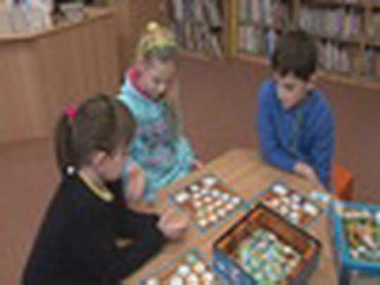 Knihovna půjčuje deskové hry