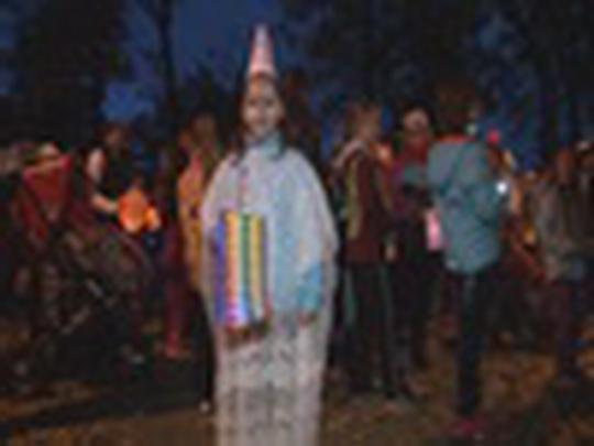 Halloween s Heidi Janků