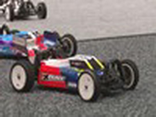 Mistrovství ČR modelů aut Electric Buggy