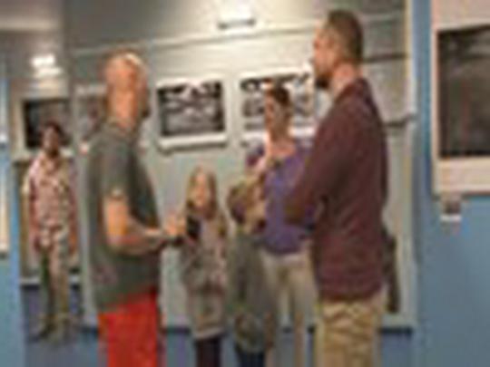 Fotoklub Bohumín vystavuje doma po sedmi letech