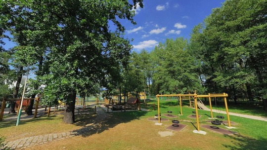 Hobbypark - Zobrazit virtuální prohlídku